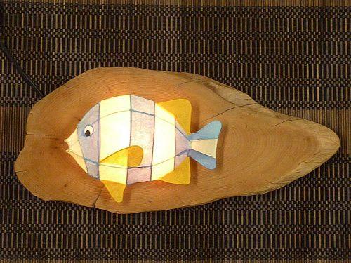 魚看板試作