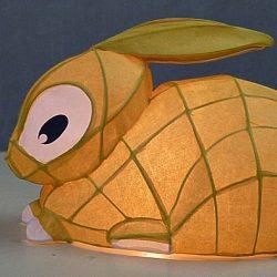 オブジェ「ウサギ」